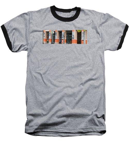 Columnart Baseball T-Shirt