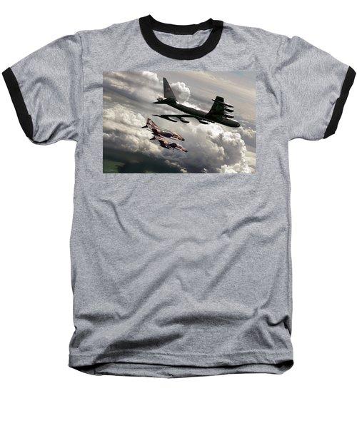 Combat Air Patrol Baseball T-Shirt