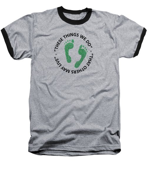 Combat Search And Rescue Baseball T-Shirt