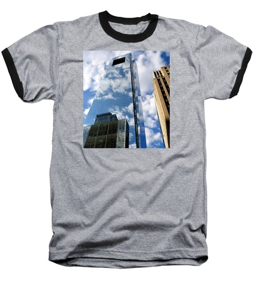 Comcast Center Baseball T-Shirt