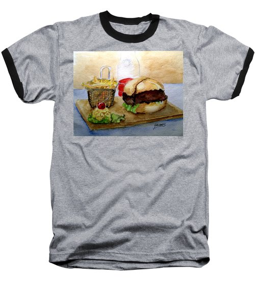 Come And Get It Dinner Is Ready Baseball T-Shirt
