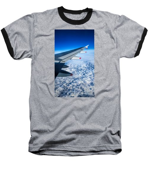Come Fly With Me Baseball T-Shirt