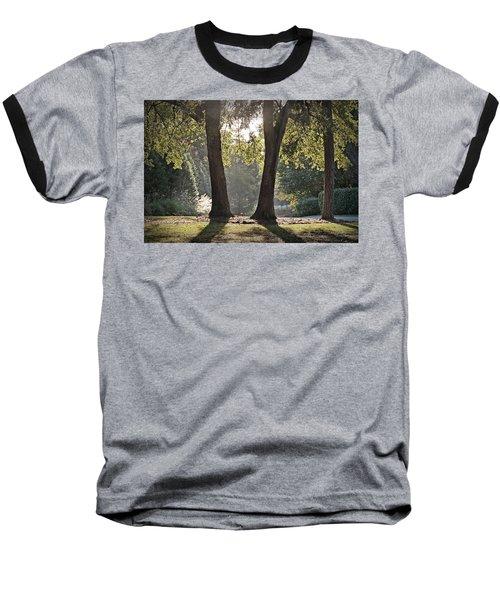 Come On Spring Baseball T-Shirt by Phil Mancuso