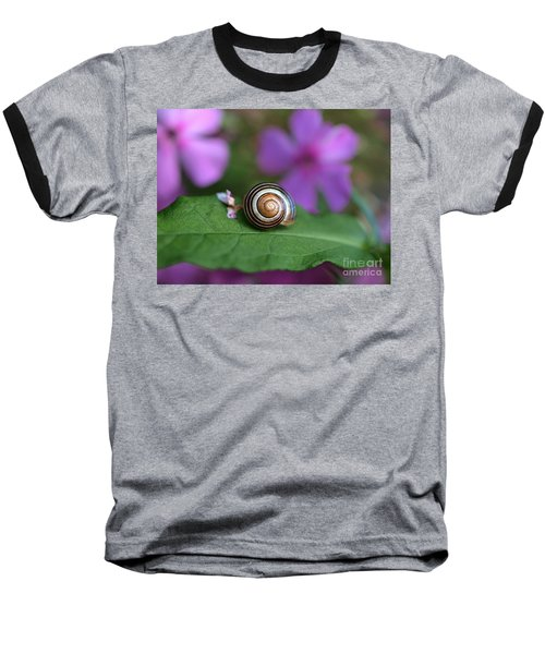 Come Out Of Your Shell Baseball T-Shirt
