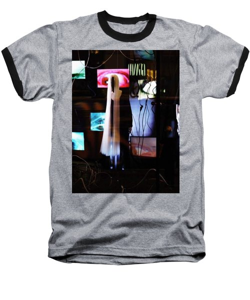 Baseball T-Shirt featuring the photograph Come Play The American Dream  by Inga Kirilova