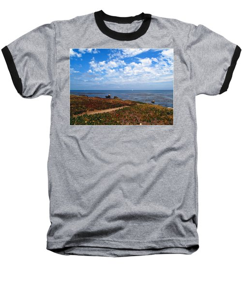 Baseball T-Shirt featuring the photograph Come Sit With Me by Joyce Dickens