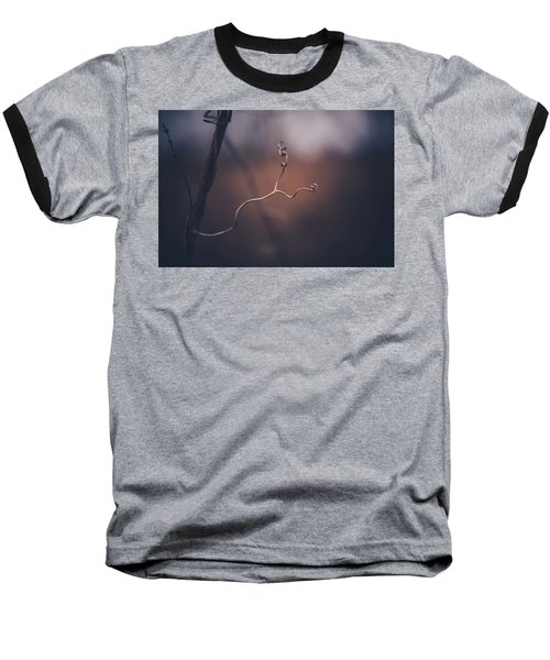Baseball T-Shirt featuring the photograph Come Slowly by Shane Holsclaw