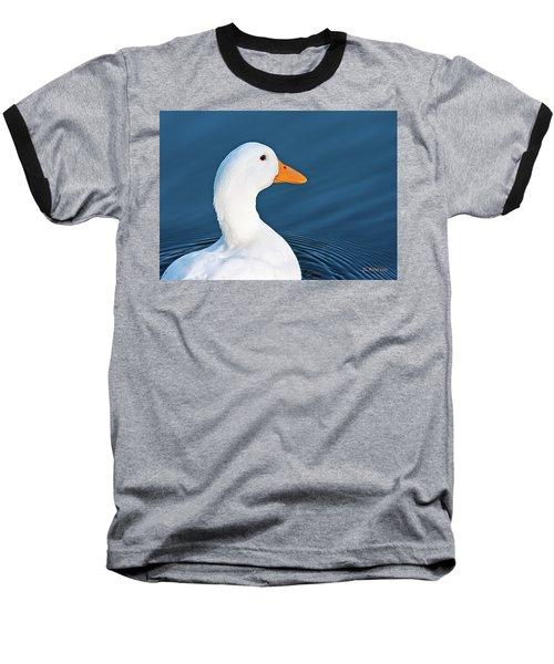 Come Swim With Me Baseball T-Shirt