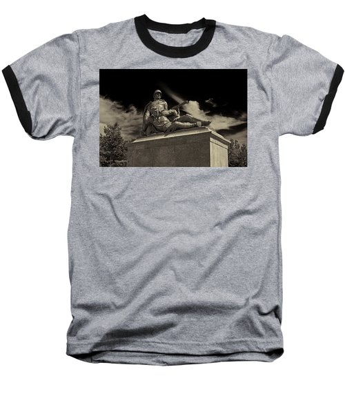 Come With Me If You Want To Live Baseball T-Shirt