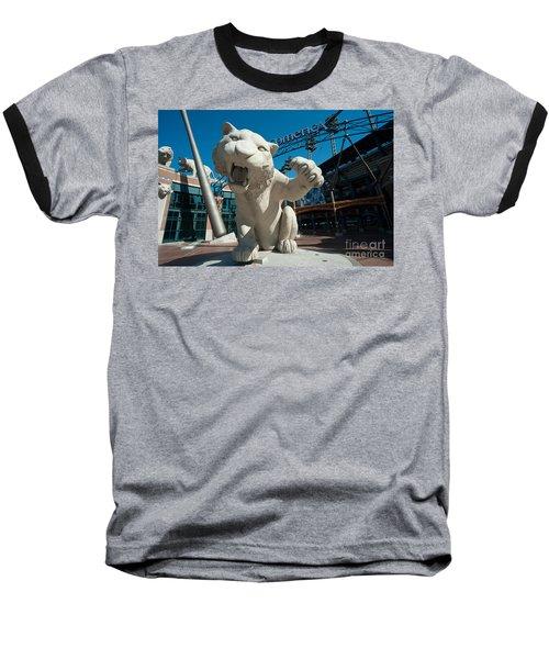 Comerica Park Entrance Baseball T-Shirt