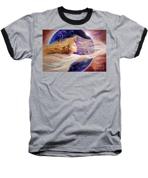 Comet Dreamer Voyage  Baseball T-Shirt