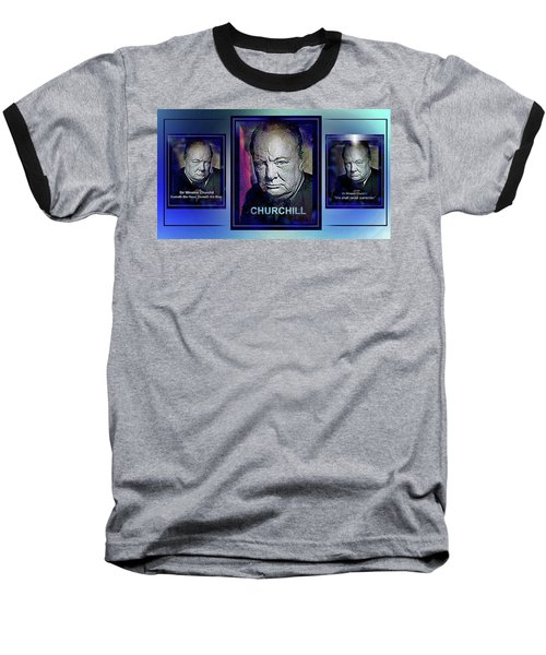 Cometh The Hour . . .  Baseball T-Shirt