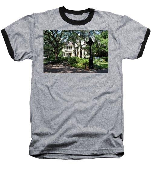 Comfort Zone Baseball T-Shirt by Ed Waldrop