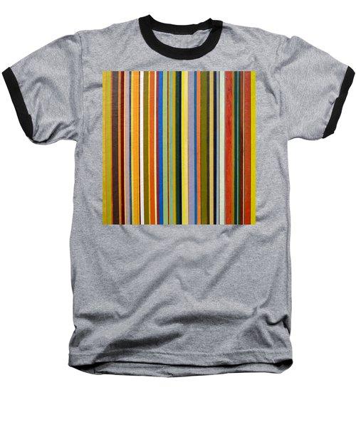 Comfortable Stripes Baseball T-Shirt