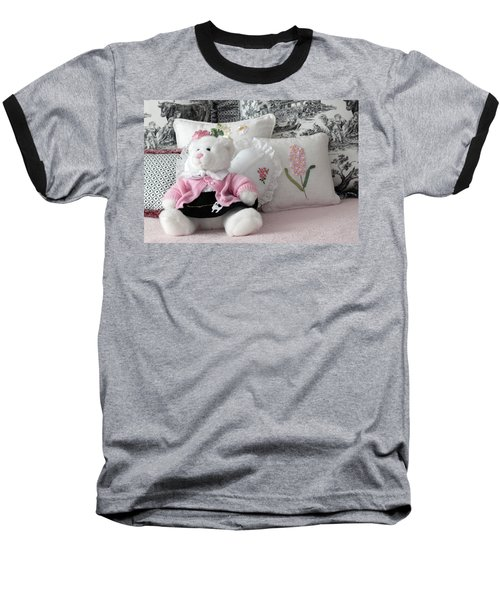 Comforts Of Home Baseball T-Shirt