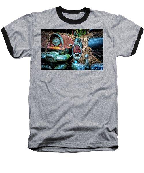 Coming And Going, 2 Baseball T-Shirt