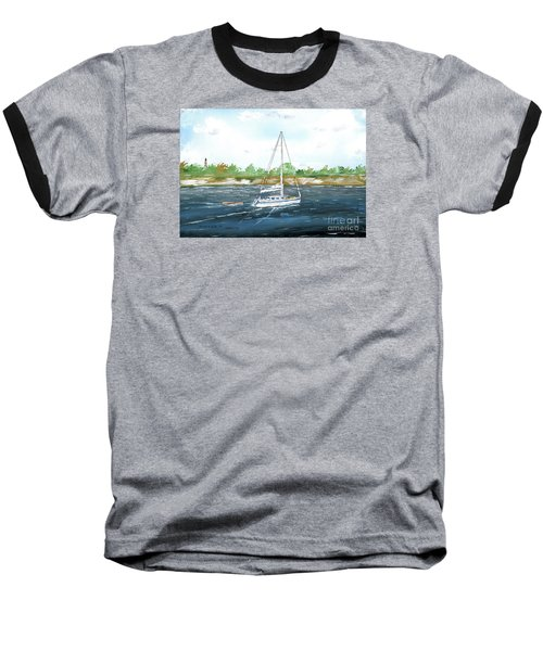 Coming Back To The Isle Of Palms Baseball T-Shirt