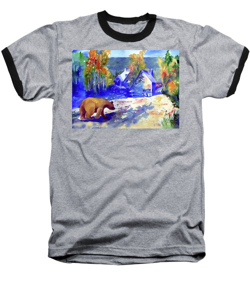 Coming For Dinner At Rainbow Lodge Baseball T-Shirt