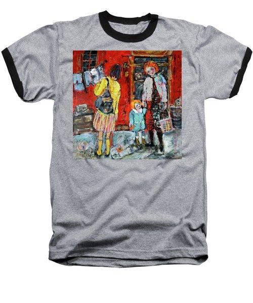 Coming For You Baseball T-Shirt