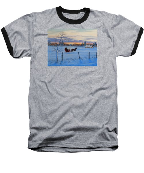 Coming Home Baseball T-Shirt
