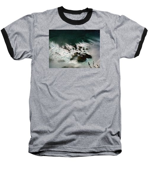 Baseball T-Shirt featuring the photograph Coming Out by Harsh Malik