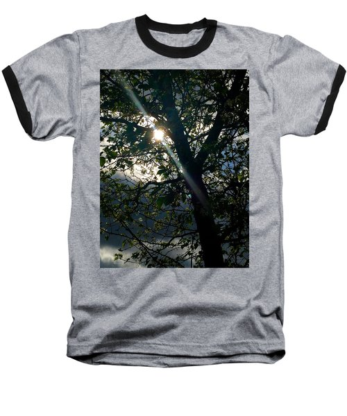 Coming Out Of The Dark Baseball T-Shirt