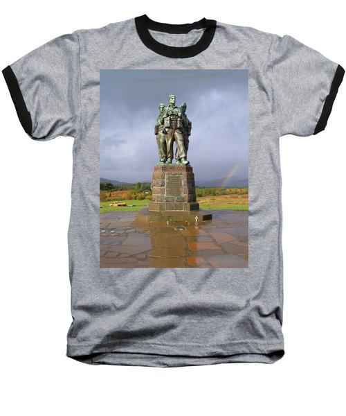 Commando Memorial Baseball T-Shirt