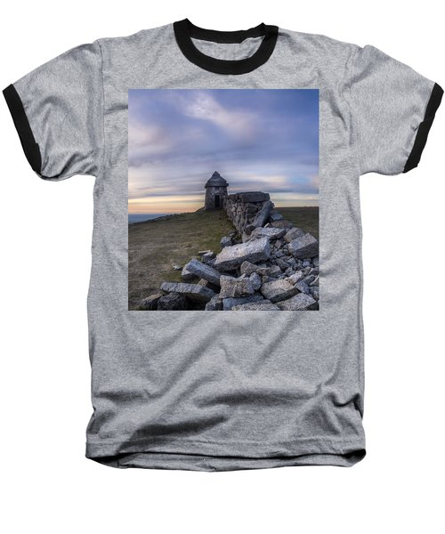 Commedagh Summit Shelter Baseball T-Shirt