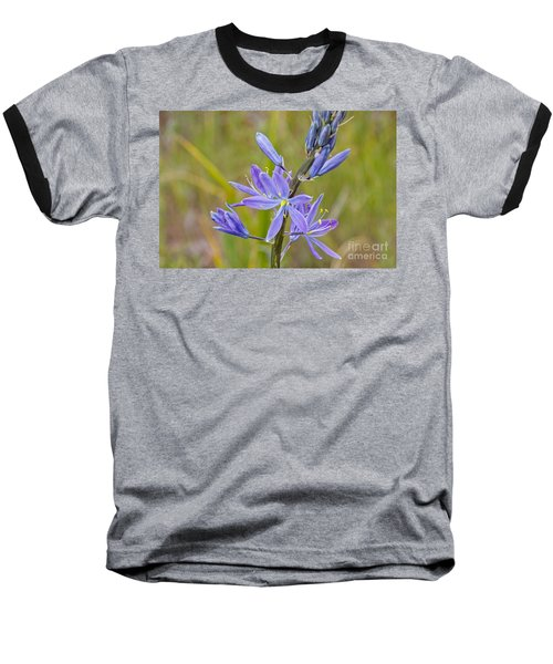 Common Camas Baseball T-Shirt by Sean Griffin