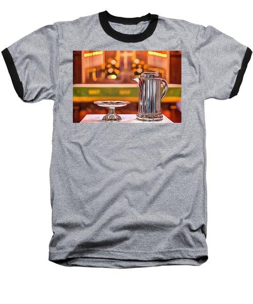 Communion Silver 1800 Baseball T-Shirt