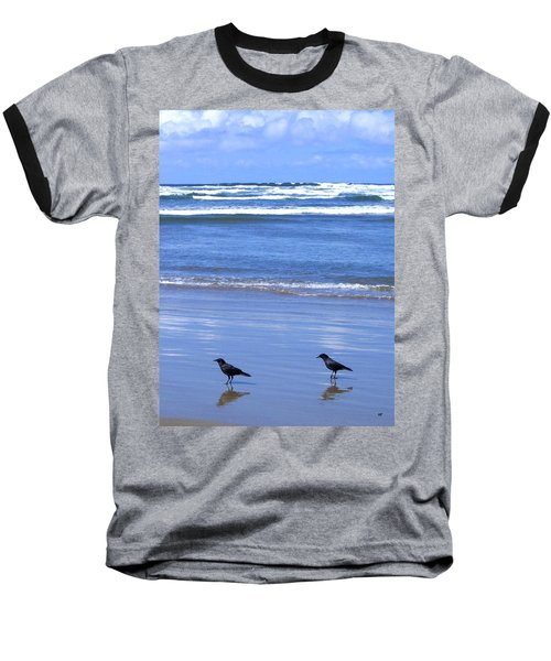 Companion Crows Baseball T-Shirt