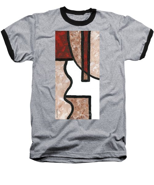 Compartments 1 Baseball T-Shirt