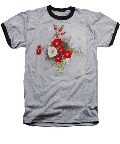 Compass Rose Baseball T-Shirt