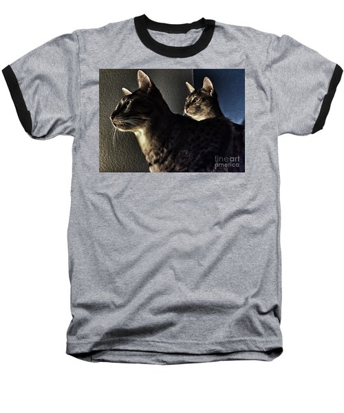 Companions Baseball T-Shirt