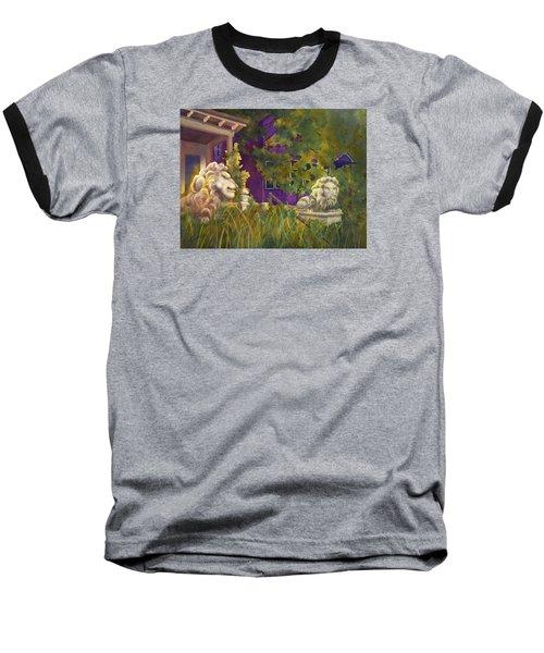 Complaining Lions Baseball T-Shirt