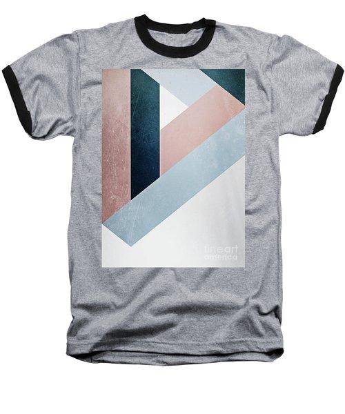 Complex Triangle Baseball T-Shirt