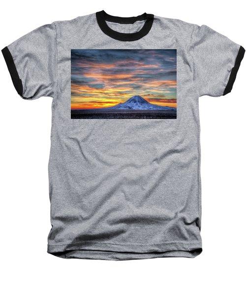 Complicated Sunrise Baseball T-Shirt