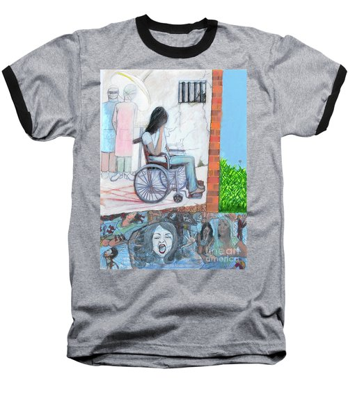 Complications Baseball T-Shirt