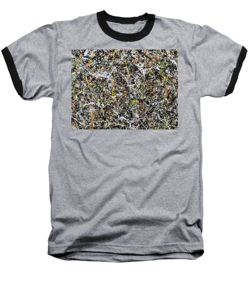 Composition #16 Baseball T-Shirt