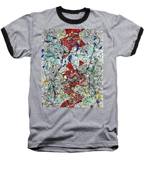Composition #23 Baseball T-Shirt