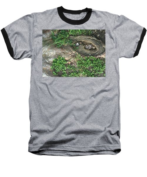 Composition In Trees Baseball T-Shirt