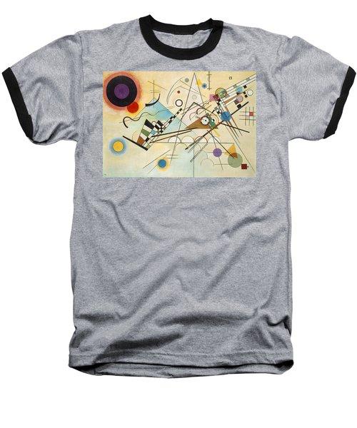 Composition Viii Baseball T-Shirt