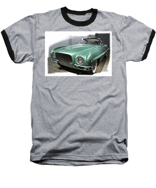 Concept Car 2 Baseball T-Shirt