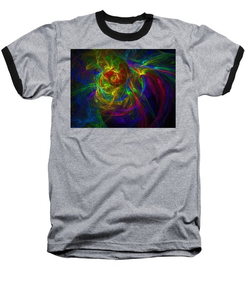 Conceptual Alchemy Baseball T-Shirt by Lyle Hatch