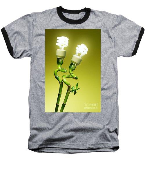 Conceptual Lamps Baseball T-Shirt