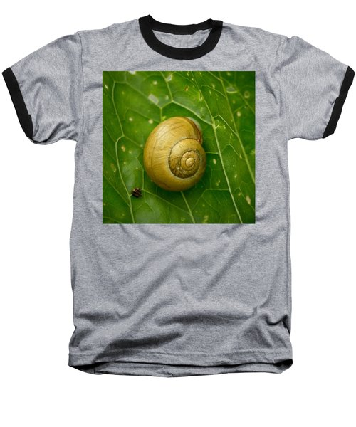 Baseball T-Shirt featuring the photograph Conch by Jouko Lehto