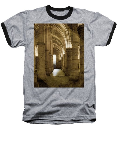 Paris, France - Conciergerie - Exit Baseball T-Shirt