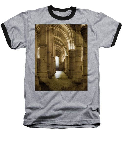 Paris, France - Conciergerie - Exit Baseball T-Shirt