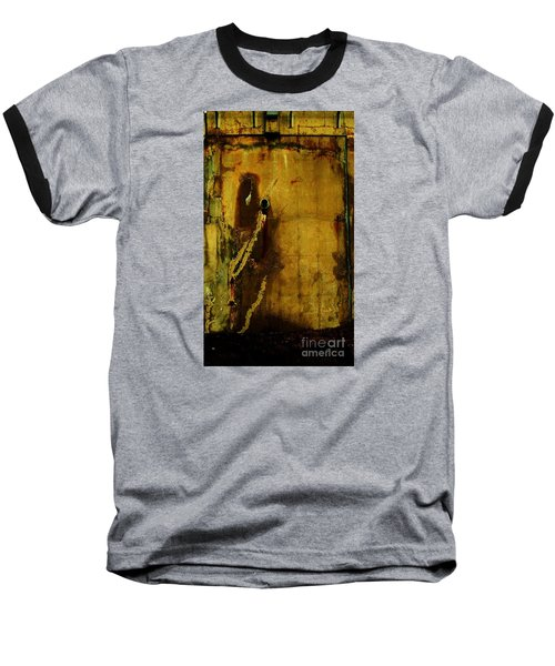 Concrete Canvas Baseball T-Shirt