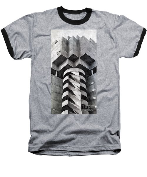 Concrete Geometry Baseball T-Shirt